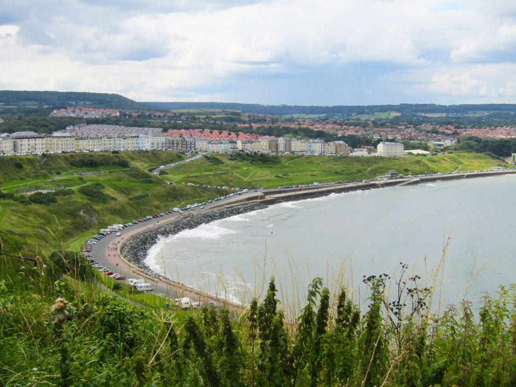 Scarborough Castle Views